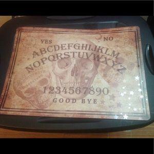Accessories - Ouija spirit board mat gothic occult punk ,